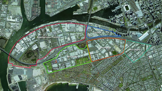Victorian Budget: Fishermans Bend to get $5 million to complete planning work
