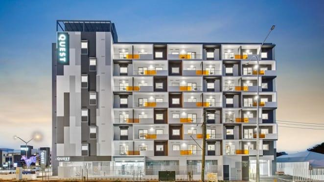 New apartment building process delivers a floor a fortnight