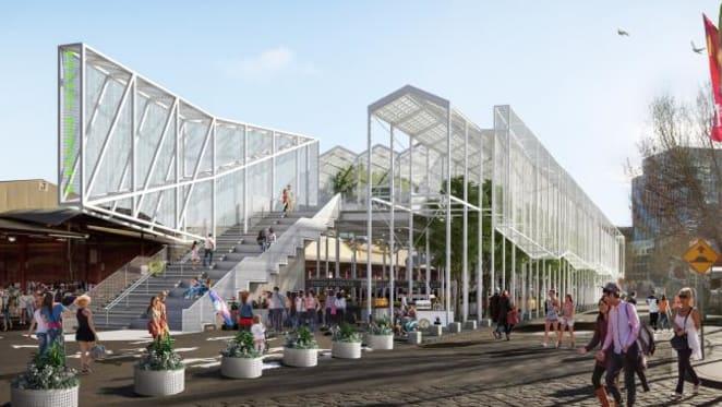 The Queen Victoria Market Renewal pushes ahead