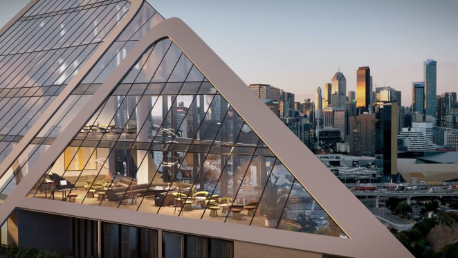 An infinity running track and whiskey bar? Why residents won't need to leave Melbourne's R.Iconic