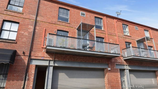 Industrial Richmond townhouse tops Melbourne's weekend auction results