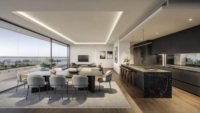 Inside the luxury Giorgi-designed Nedlands apartments, Rivean Residences