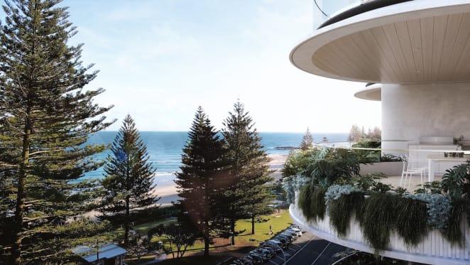 Joe Adsett's Rockpool Rainbow Bay apartments get green light after