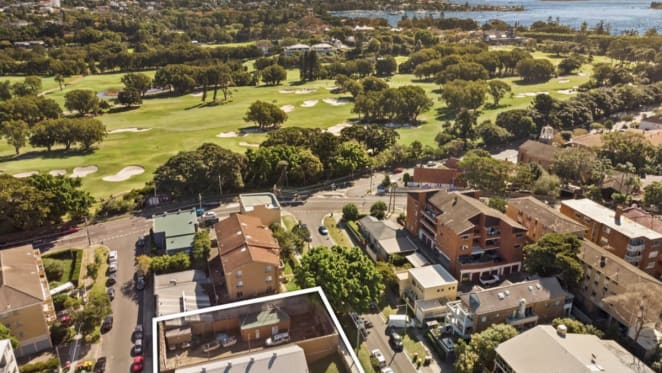 Rose Bay substation apartment development site sells for $6.65 million
