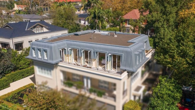$7.55 million Woollahra apartment sale topped weekend results
