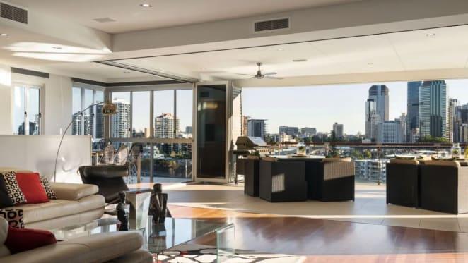 $5 million New Farm, Brisbane apartment sale tops weekend auction results