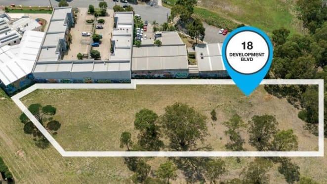 Mill Park apartment development site listed