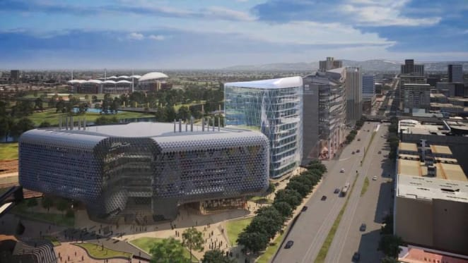 Adelaide's Bragg Centre for Proton Therapy unveiled