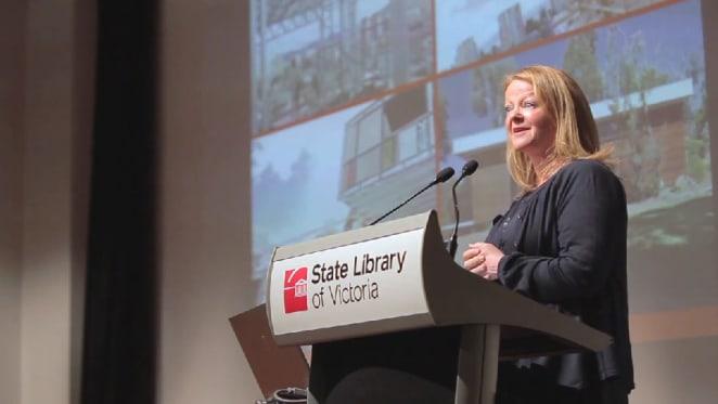 GMUG 2013: Sarah Backhouse on density, prefabrication and the future of cities