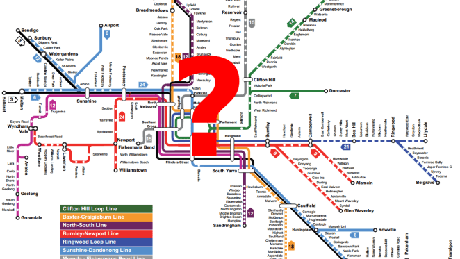 Now would be a good time to release Melbourne's long-term transport plan