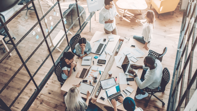 Why a distributed model is the future of the workplace