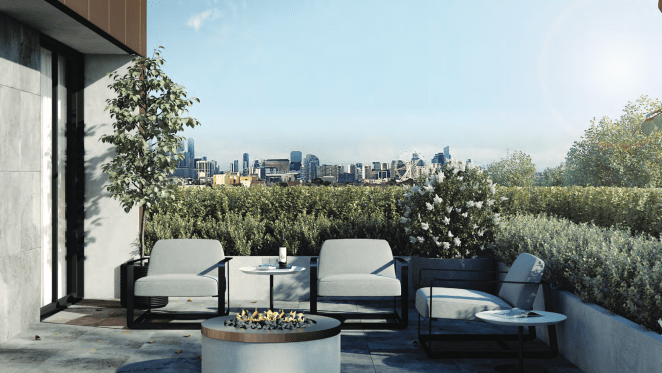Top selling points of the luxury Moonee Ponds apartments, The Brass Edition