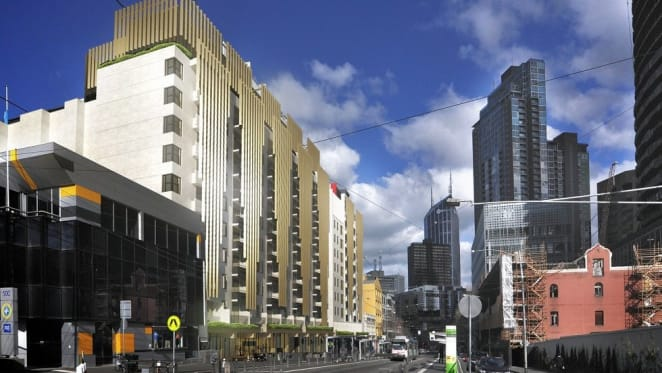 Righting a Swanston Street wrong