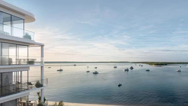 Sherpa branch out from Palm Beach, lodge plans for Perspective Broadwater in Biggera Waters