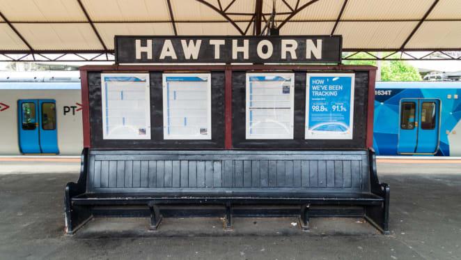 1990s Millennium Properties Hawthorn townhouse tops weekend auction sales