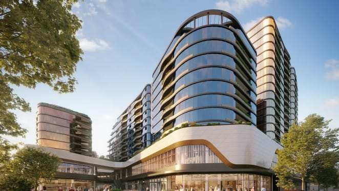 Sky Garden is a superb collection of premier skyrise residences positioned in the true heart of Glen Waverley
