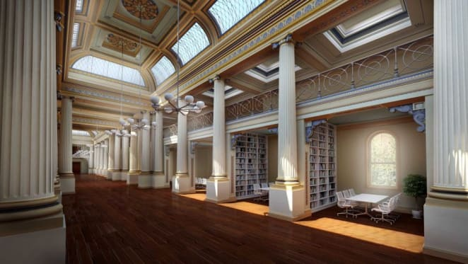 The next chapter in the State Library of Victoria's long lifetime