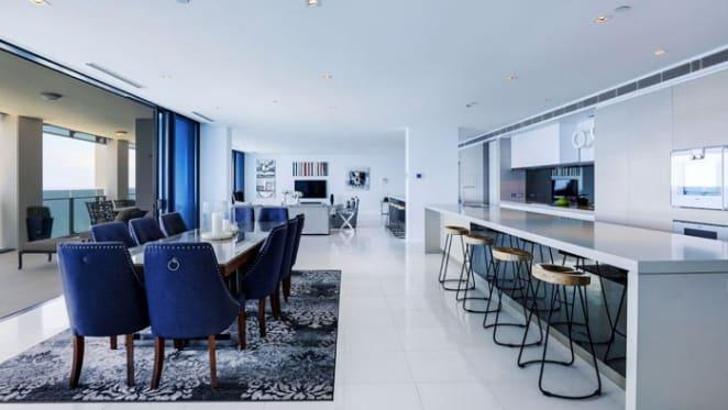 Soul Surfers Paradise sub-penthouse set for auction