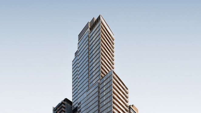 Golden Age and Starwood Capital partner for 85 Spring Street's hotel component