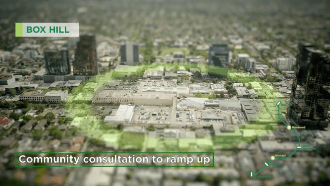 Suburban Rail Loop in focus: Box Hill