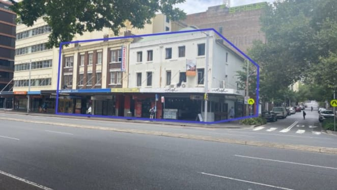 Surry Hills development site sold off market for circa $33 million