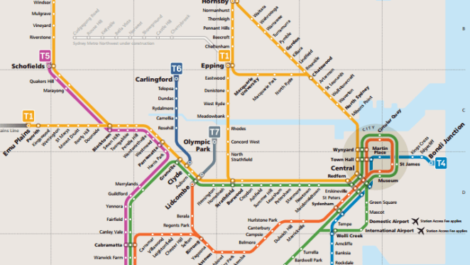 After Melbourne Metro: should we rebrand the rail network?