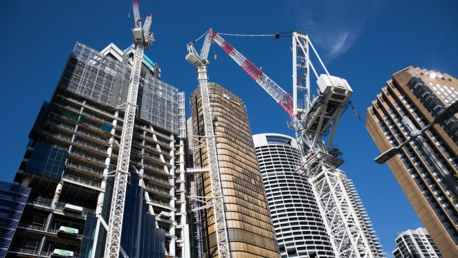 Sydney crane watch: 87 new residential cranes added across Sydney, but 119 removed