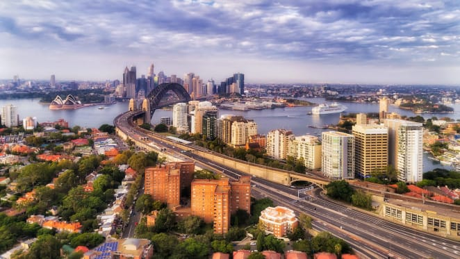 Sydney apartment median value down -0.1% in January: What you can buy for the new median
