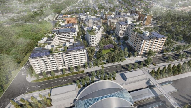Deicorp secure approval for Tallawong Village with nearly 1,000 affordable apartments