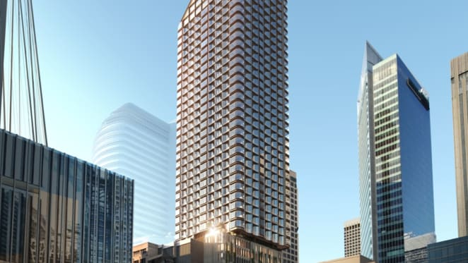 ICD Property lodge stage two plans for Sydney's City Tattersall redevelopment