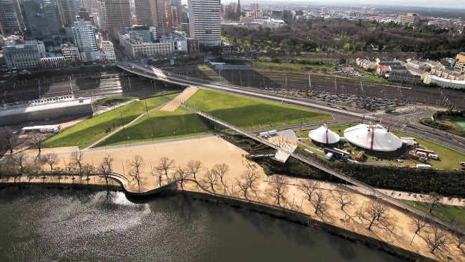 City of Melbourne calls for submissions for Birrarung Marr Master Plan