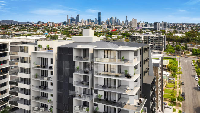 Brisbane apartments in top Woolloongabba location