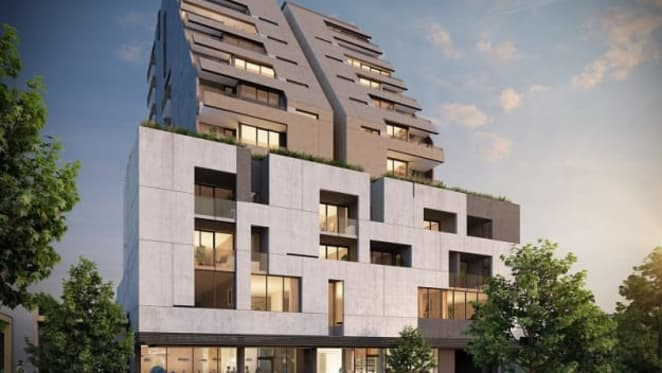 Coming to Box Hill is The Parade, delivering generous balconies with uninterrupted sky views.