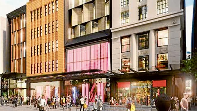 Hotel Indigo and Holiday Inn to open in Walk Arcade redevelopment