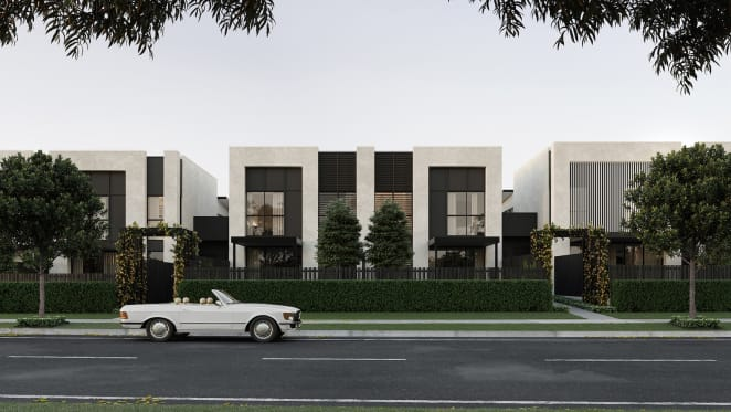 Dawn Edition terraces launched as part of Helensvale's $500 million The Surrounds community