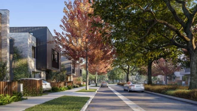 Pay just 5% deposit at Mirvac's Altona North townhouse development The Fabric