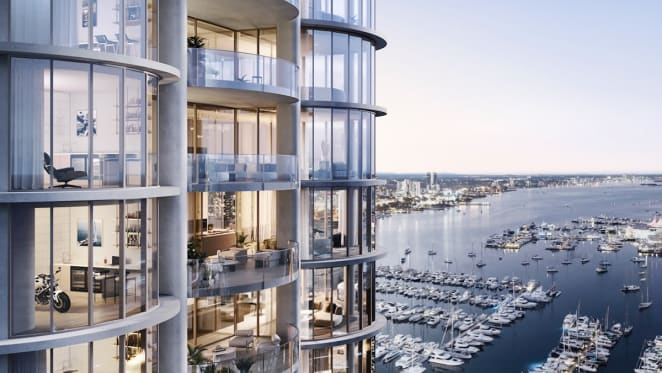 Customisable options the biggest driver for The Monaco, Main Beach apartments buyers