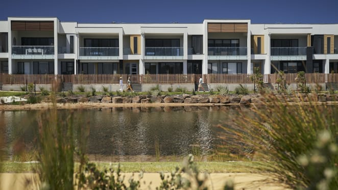 Moremac Property Group wins UDIA Award for environmental excellence for The Point in Point Lonsdale