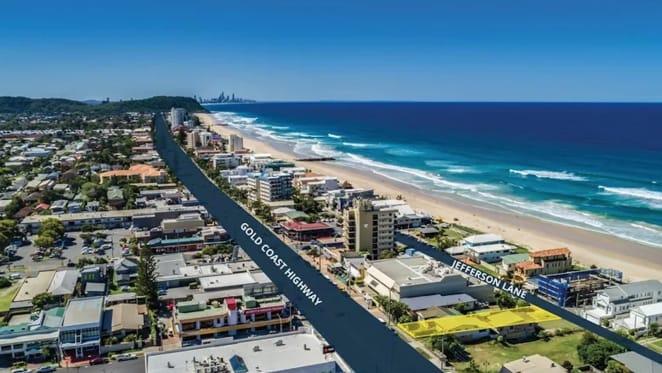 The Potter Group secure prime Palm Beach development site fronting Jefferson Lane