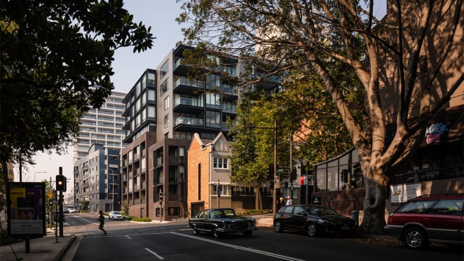 Sydney apartment of the week: The Hensley, Potts Point