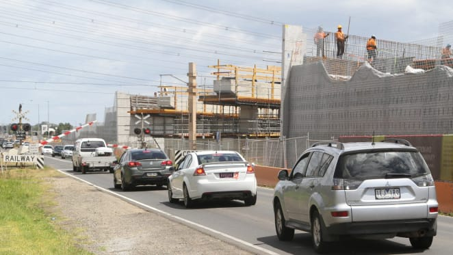 ALP promises more Cranbourne line level crossing removals and over 6,500 hectares of new parks