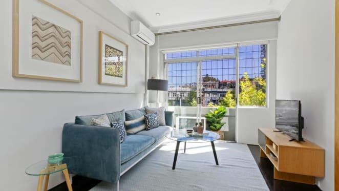 Cinematographer Tom Black buys $550,000 first home Darlinghurst apartment