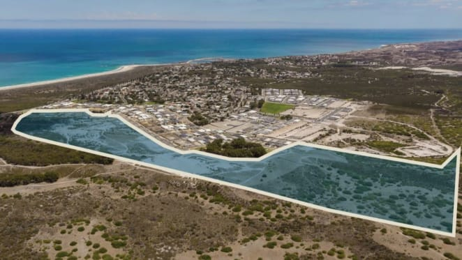 WA residential development site for sale
