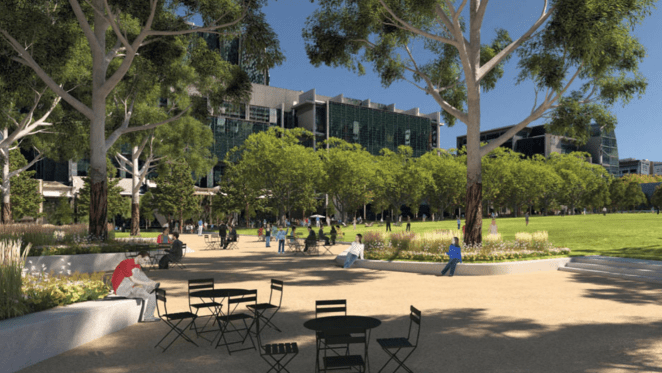 University Square's expansion a step closer