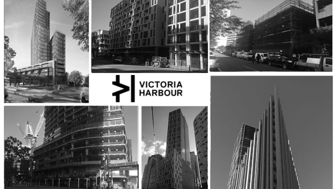 Docklands update June 2016: Victoria Harbour