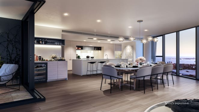 Five things you may not know about Mirvac's Docklands development Voyager