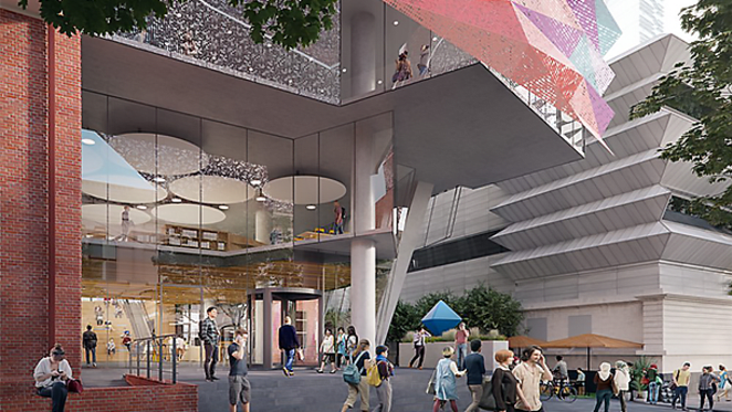 Probuild appointed for $200m Victoria University Tower