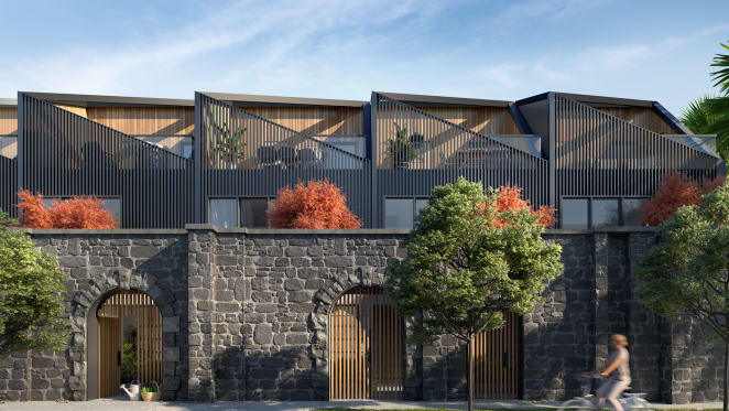 Just six homes remain in ID Land's Yarraville Place