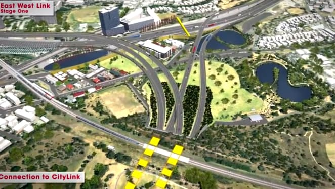 Planning Minister approves eastern section of East West Link