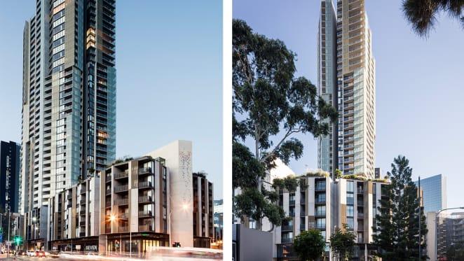 West Village, Parramatta apartments, secure 90% of sales